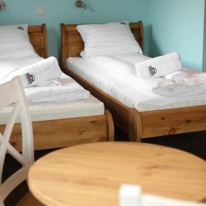 Pokój w pensjonacie Danielówka